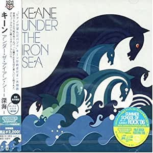 keane under the iron sea review