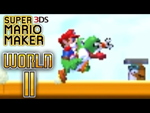 super mario world 3ds review