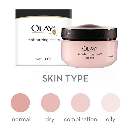 olay moisturizing cream for dry skin review