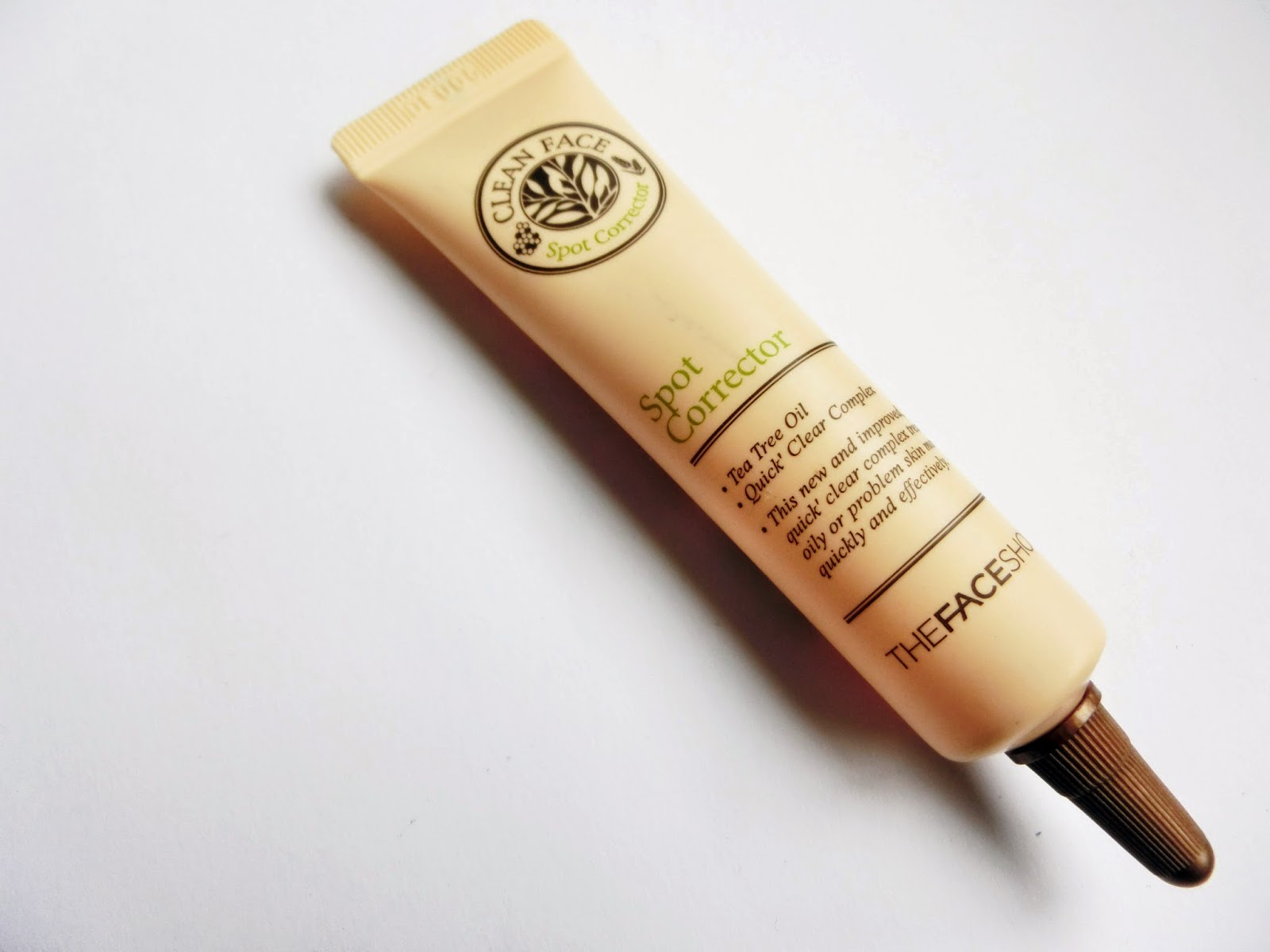 the face shop clean face series review
