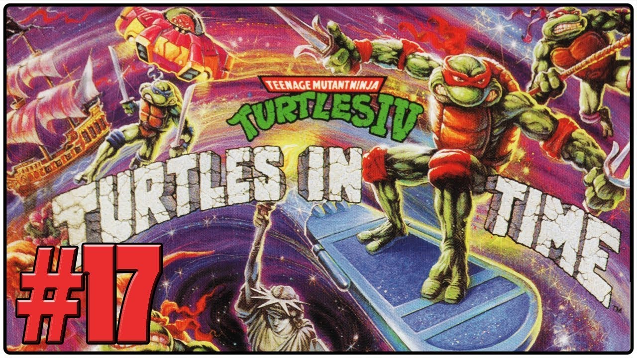 turtles in time snes review