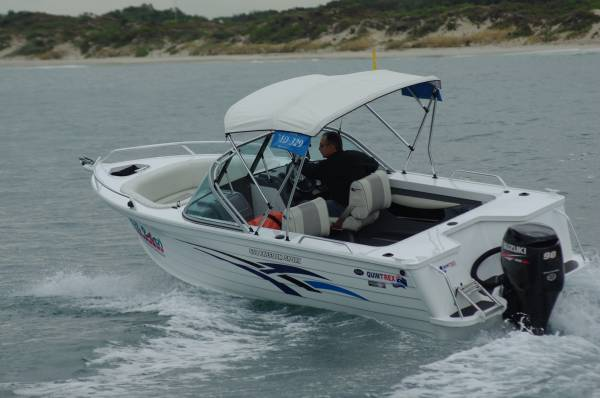 quintrex 570 freedom sport review