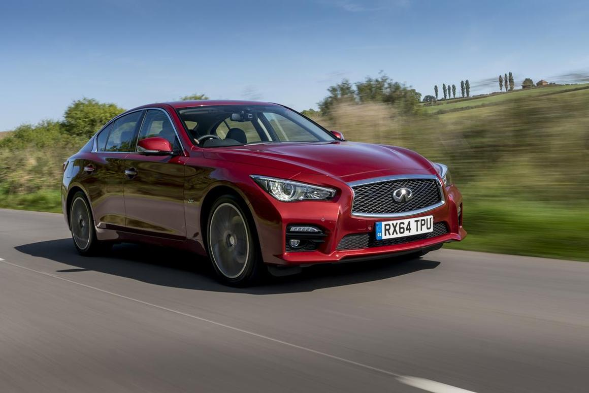 infiniti q50 direct adaptive steering review