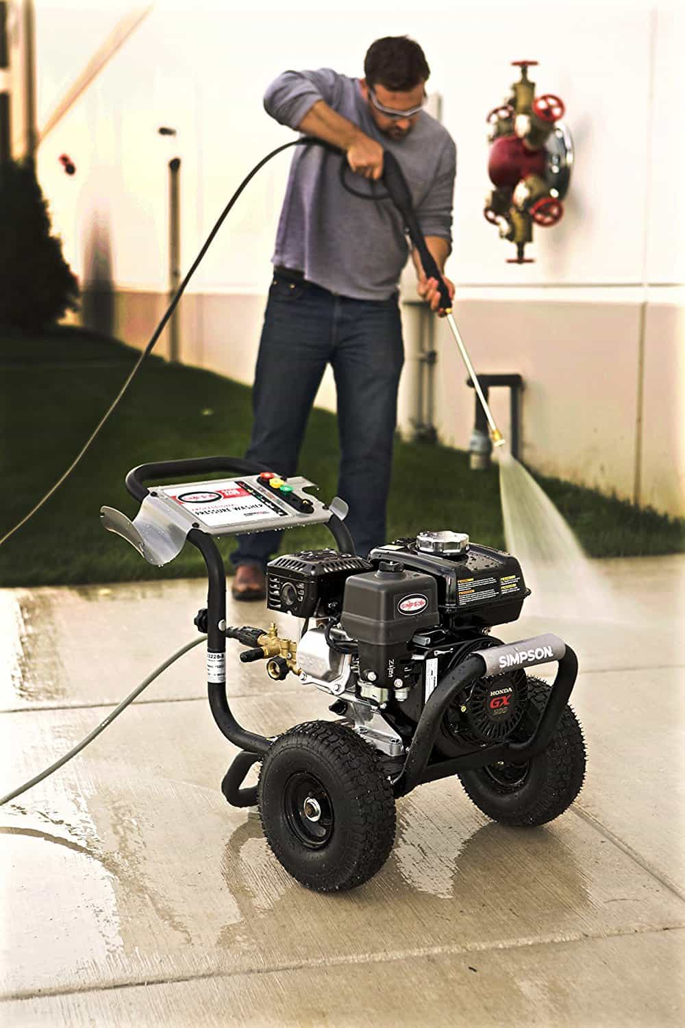 simpson 3200 psi pressure washer reviews