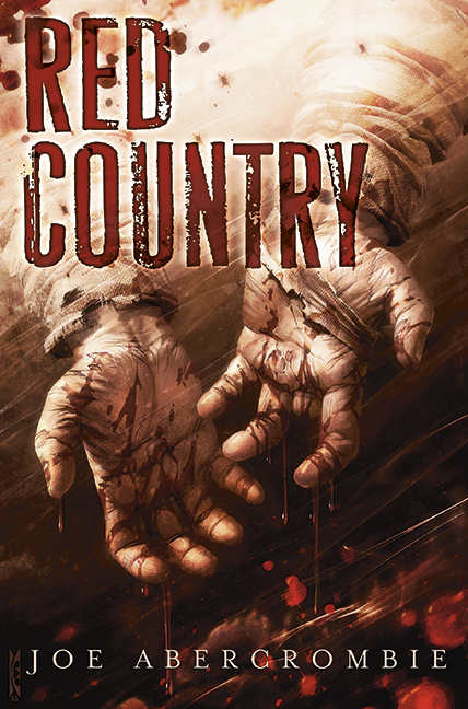 joe abercrombie red country review
