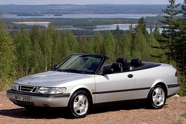 saab 900 classic convertible review