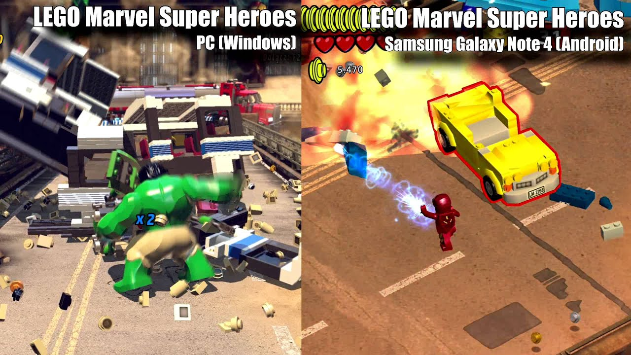 lego marvel superheroes pc review