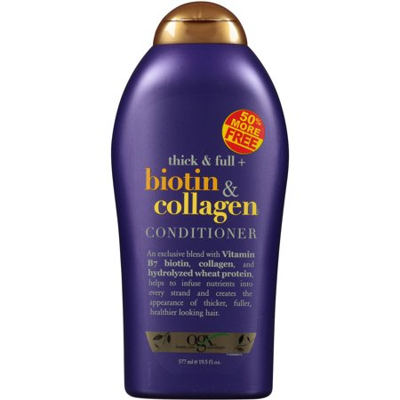 ogx thick and full biotin reviews