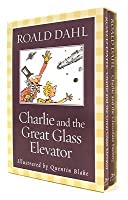roald dahl charlie and the great glass elevator book review