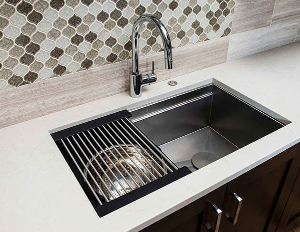 stainless steel kitchen sinks reviews