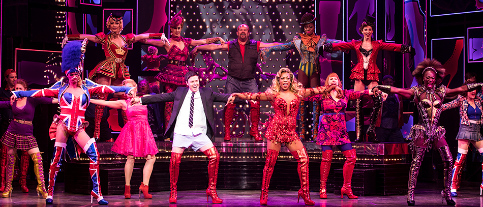 kinky boots broadway review 2017