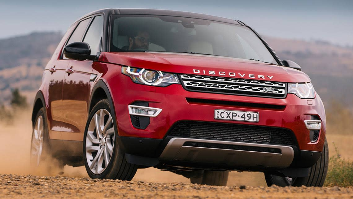 land rover discovery series 1 review