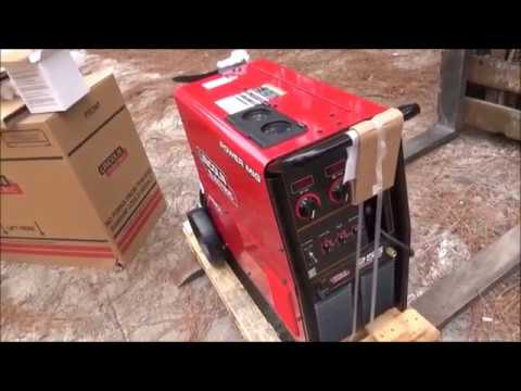 lincoln 135 mig welder review