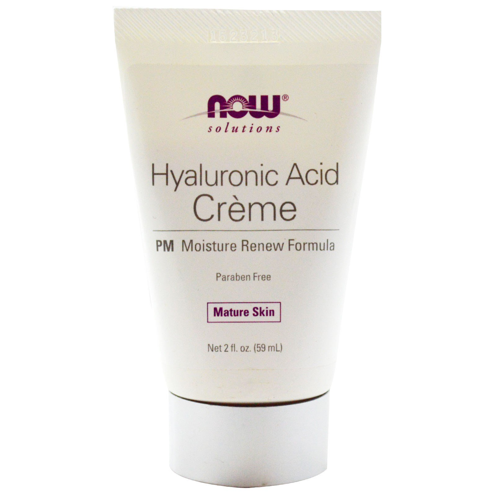 now hyaluronic acid cream reviews