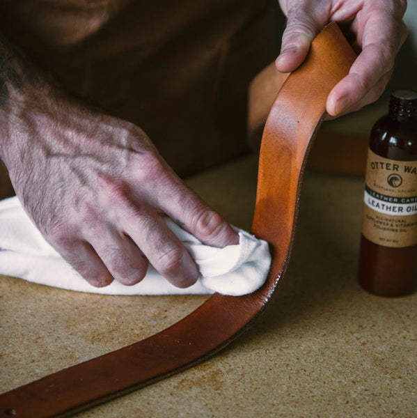 otter wax leather oil review