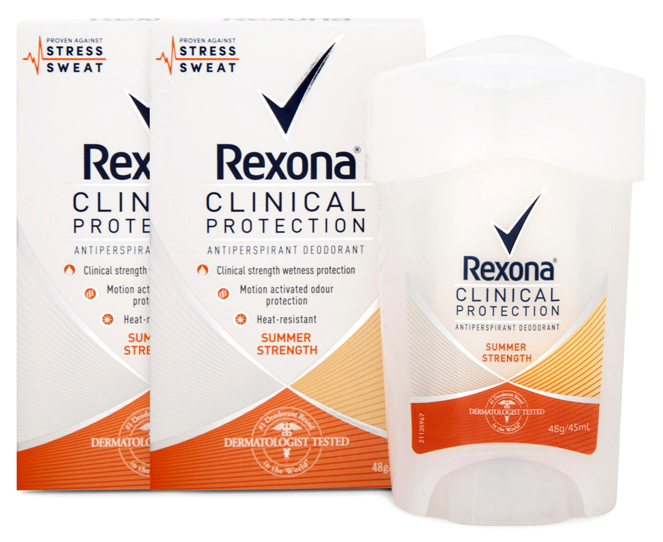 rexona clinical protection summer strength review