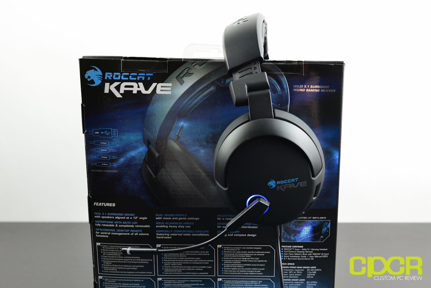 roccat kave 5.1 review