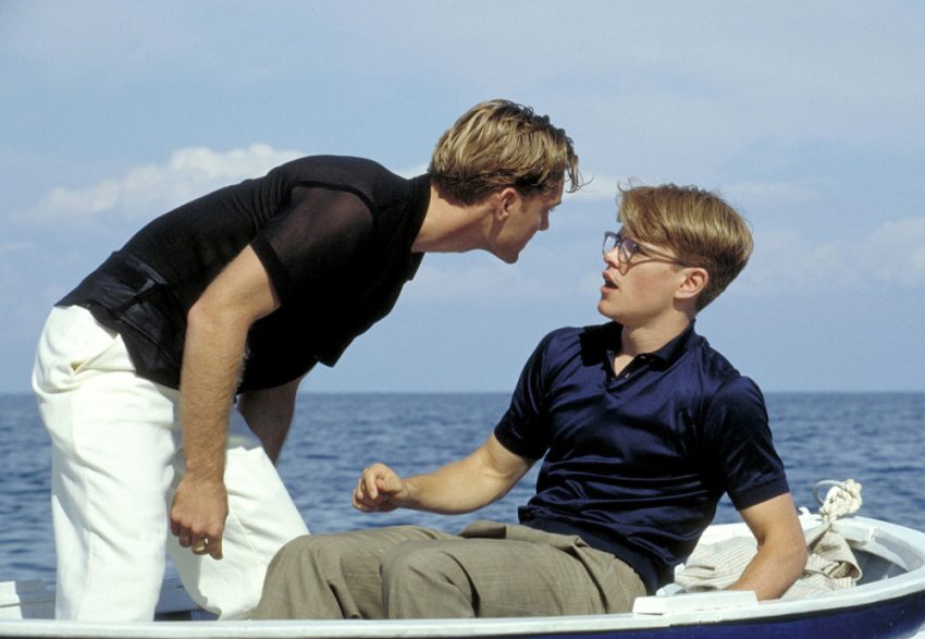 the talented mr ripley film review