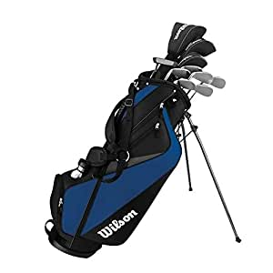 wilson golf club set reviews