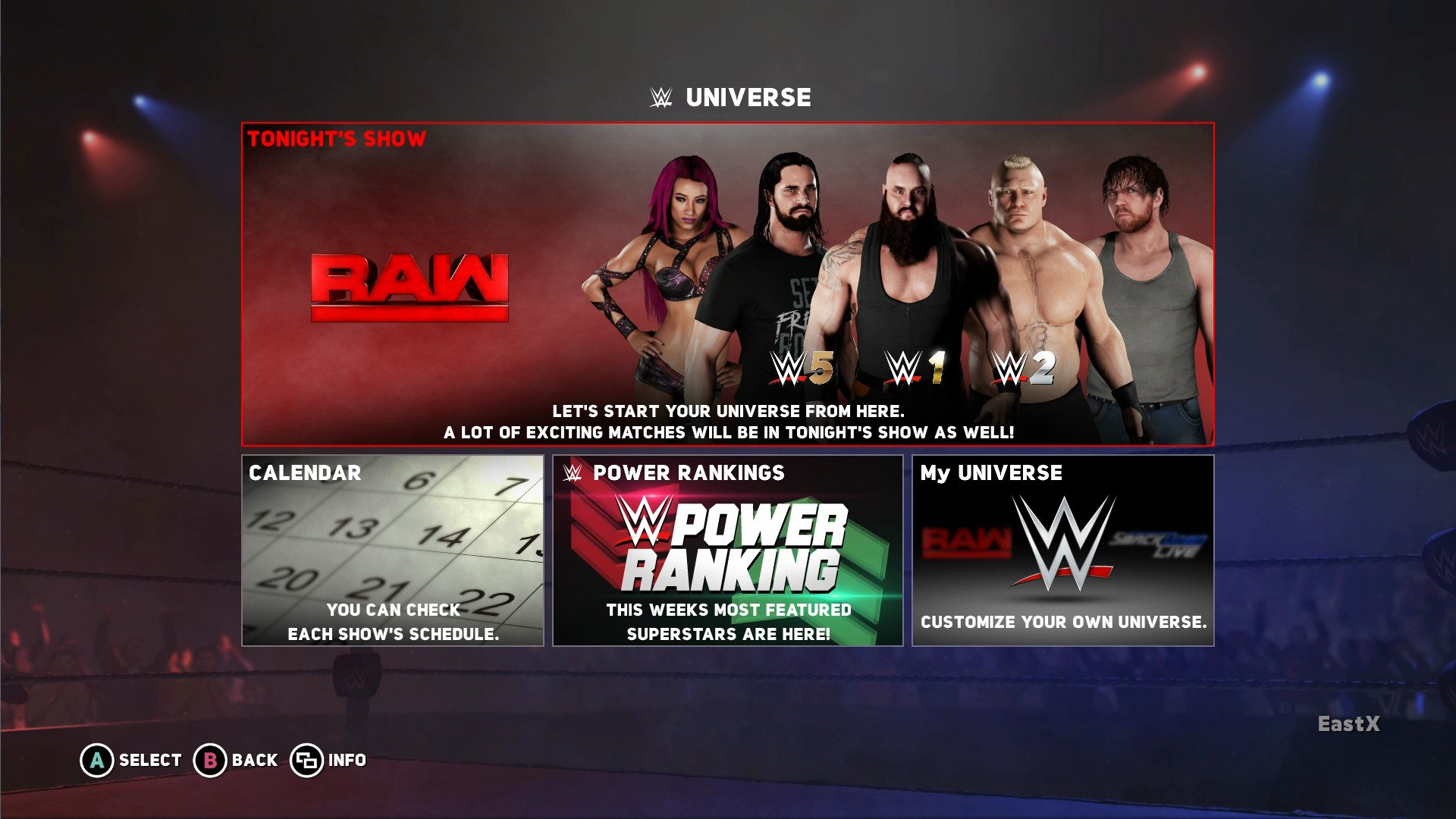 wwe 2k18 xbox one review