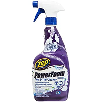 zep shower tub and tile cleaner reviews